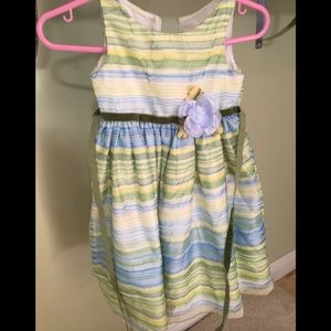 Girls special occasion dress sz 6 SWEETHEART ROSE